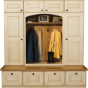 Lockers Shown , 7 Good Mudroom Lockers With Bench In Furniture Category