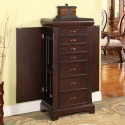 Locking Jewelry Armoire , 7 Excellent Locking Jewelry Armoire In Furniture Category