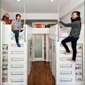 Loft bed with closet space underneath , 8 Excellent Loft Bed With Closet Underneath In Bedroom Category