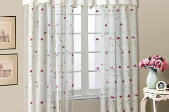 1000x1274px 7 Best Embroidered Sheer Curtains Picture in Others