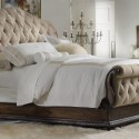 Luxury furniture , 7 Superb Tufted Sleigh Bed In Bedroom Category
