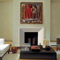 Mantel contemporary fireplaces , 7 Awesome Contemporary Fireplace Mantels In Others Category