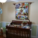 Mantel contemporary fireplaces , 8 Stunning Baby Boy Nursery Themes In Bedroom Category
