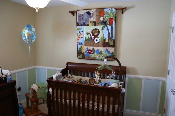 Bedroom , 8 Stunning Baby Boy Nursery Themes : Mantel contemporary fireplaces
