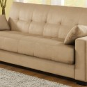 Meridian Overstuffed Convertible Sofa , 7 Awesome Overstuffed Couches In Furniture Category