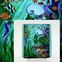 Mermaid Shower Curtain Available , 8 Good Mermaid Shower Curtain In Others Category