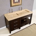 Modern Double Trough Sink Bathroom  , 7 Charming Trough Sink Bathroom In Bathroom Category