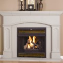 Modern Minimalist Fireplace , 7 Awesome Contemporary Fireplace Mantels In Others Category