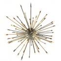 Monumental Early Sputnik Chandelier , 8 Best Sputnik Chandelier In Others Category