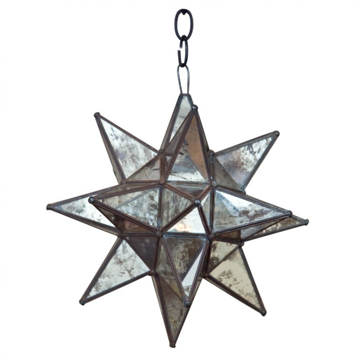 Lightning , 7 Amazing Moravian Star Pendant Light : Moravian Star Pendant Light
