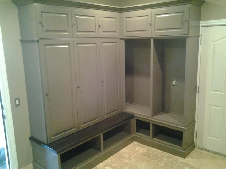 mudroom bench and lockers 7 mudroom lockers with