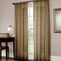 Mystic Stripe Semi Sheer Curtain Panel , 4 Gorgeous Curtain Sheers In Others Category