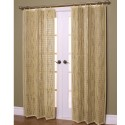 Natural Bamboo Ring Top Panel , 7 Stunning Bamboo Curtain Panels In Others Category