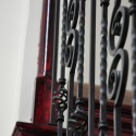 Nautilus scroll Iron , 8 Cool Wrought Iron Balusters In Others Category