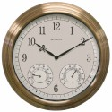 Oversized Outdoor Wall Clock , 6 Awesome Oversized Wall Clocks In Furniture Category