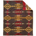 Pendleton Gatekeeper Heritage Blanket , 7 Good Pendleton Blankets In Bedroom Category