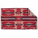 Pendleton Scarlet Parfleche Saddle Blanket , 7 Good Pendleton Blankets In Bedroom Category