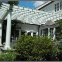 Pergola Plans Attached to House , 7 Cool Pergola Attached To House In Homes Category