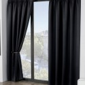 Plain Pencil Pleat Curtains , 7 Unique Thermal Blackout Curtains In Others Category
