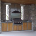 Please scroll down , 7 Charming Built In Barbeques In Homes Category