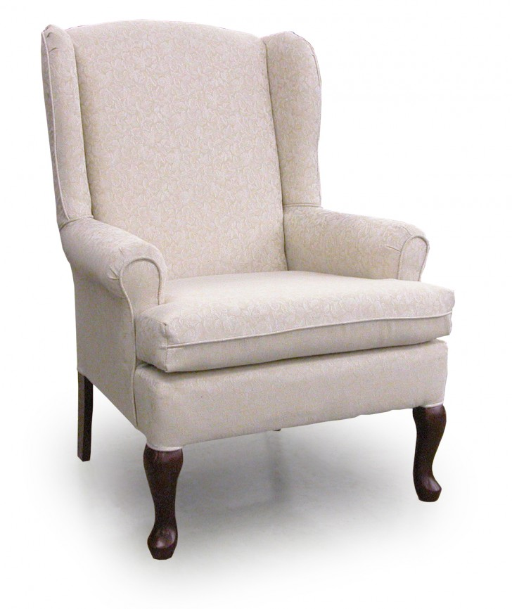 Furniture , 7 Unique Wingback Chair : Quality And Construction