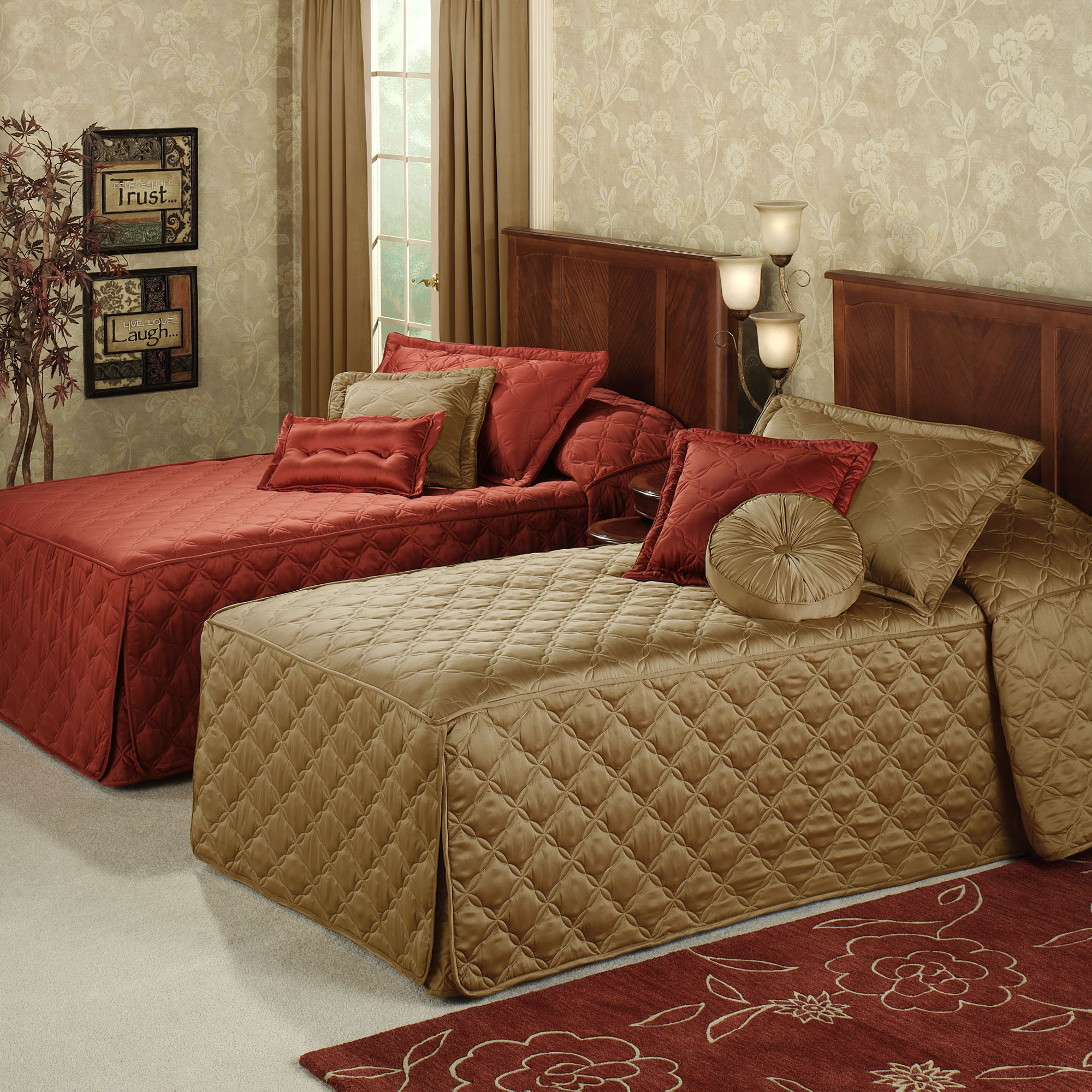 2000x2000px 7 Gorgeous Fitted Bedspread Picture in Bedroom