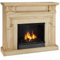 Real Flame Kristine Ventless Gel Fireplace , 7 Fabulous Ventless Fireplace In Others Category