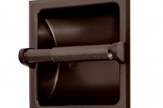 1000x1000px Cool Recessed Toilet Paper Holder Picture in Bathroom