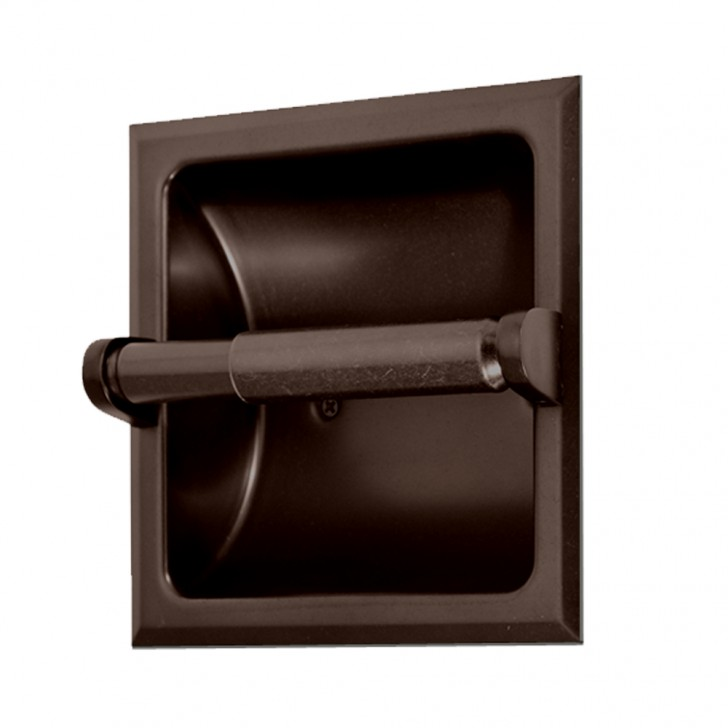 Bathroom , Cool Recessed Toilet Paper Holder : Recessed Toilet Paper Holder