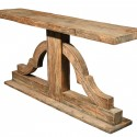 Reclaimed Wood Console Table Elm , 7 Ideal Reclaimed Wood Console Table In Furniture Category