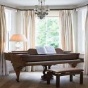 Relaxing Bay Window Curtain Ideas , 8 Gorgeous Bay Window Curtain Ideas In Others Category