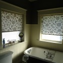 Renovated Victorian traditional , 8 Gorgeous Victorian Window Treatments In Interior Design Category