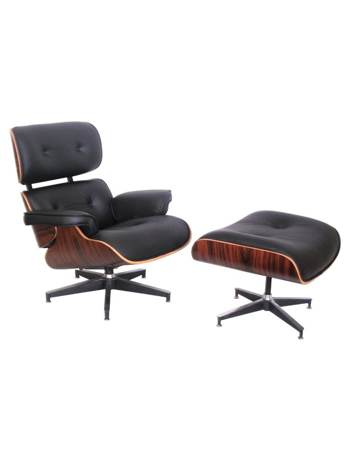 Furniture , 7 Awesome Eames Lounge Chair Reproduction : Replica Furniture