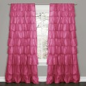 Ruffle Window Panel , 7 Superb Ruffle Curtain Panel In Others Category