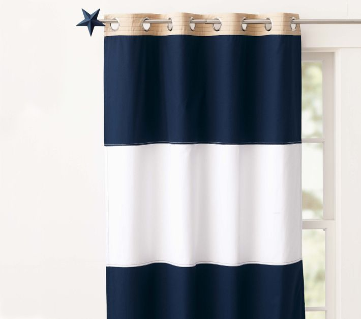 710x626px 8 Best Pottery Barn Blackout Curtains Picture in Others