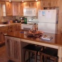 Rustic Hickory Kitchen Cabinets , 7 Awesome Rustic Hickory Cabinets In Kitchen Category