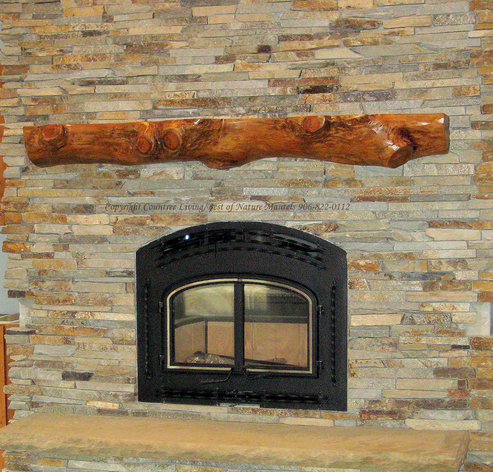 1000x957px 7 Gorgeous Rustic Mantels Picture in Others