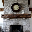 Rustic Wood Fireplace Mantel , 7 Gorgeous Rustic Mantels In Others Category