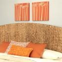 Seagrass King Headboard , 8 Cool Seagrass Headboard In Bedroom Category