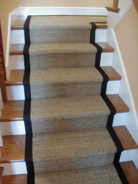 Others , 8 Top Stair Runner : Seagrass Stair Runner