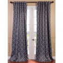 Seville Print Grey , 7 Good Grey Blackout Curtains In Others Category