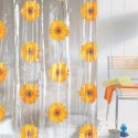 Shower Curtains And Fittings , 7 Popular Sunflower Shower Curtain In Others Category