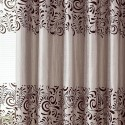 Silver Flocking Sound , 7 Awesome Sound Absorbing Curtains In Others Category