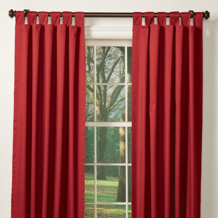Others , 6 Superb Insulating Curtains : Solid Insulated Tab Curtains