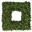 Square Wreath Preserved Boxwood , 7 Nice Boxwood Wreath In Others Category