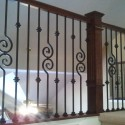 Stair Iron Balusters Wrought Iron Balusters , 6 Fabulous Wrought Iron Spindles In Others Category