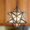 Star Pendant Light , 7 Amazing Moravian Star Pendant Light In Lightning Category