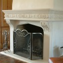 Stone Fire Surrounds , 7 Carming Stone Fireplace Surrounds In Others Category