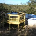 Texas Construction Remodeling Decks , 7 Superb Above Ground Pools With Decks In Others Category