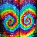Tie dye Custom Curtains , 7 Best Tie Dye Curtains In Others Category
